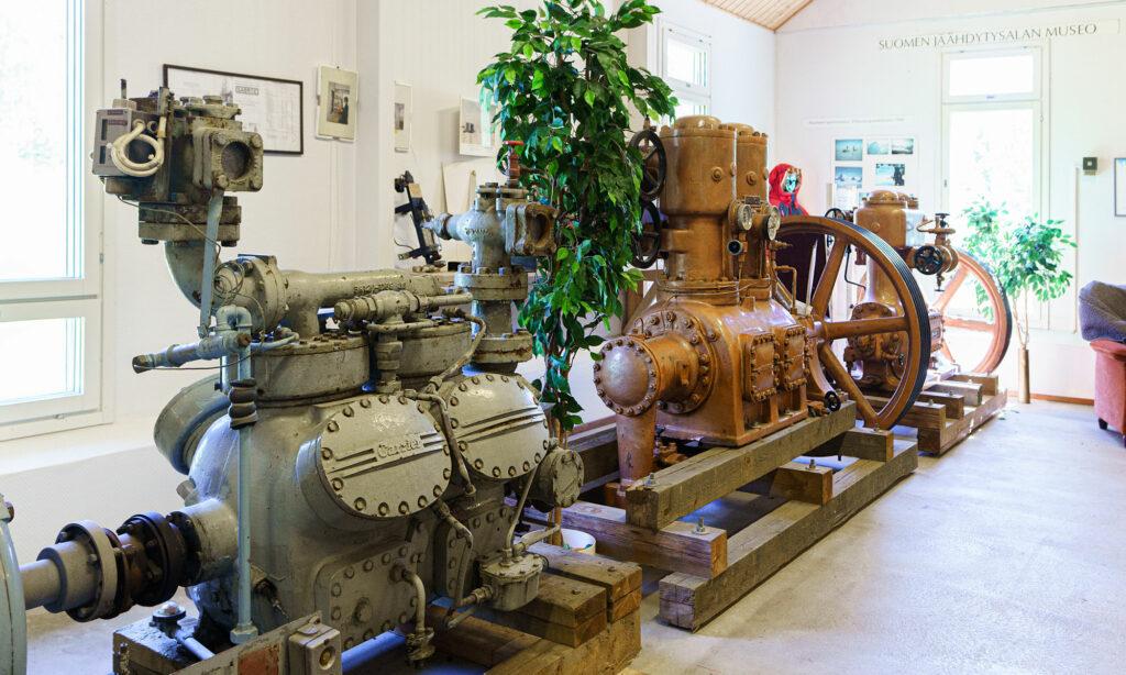 jaahdytystekniikan museo ylojarvella